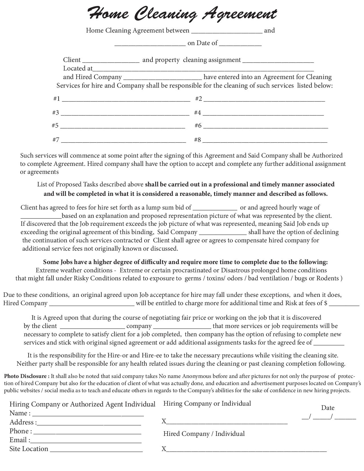 invoice agreement invoice emailed to you